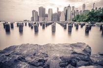 Manhattan, New York City, Brooklyn Bridge Park view von goettlicherfotografieren