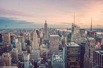 New York City, Manhattan, Top of the Rock view von goettlicherfotografieren