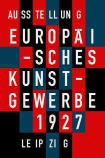 EUROPÄISCHES KUNSTGEWERBE 1927 by THE USUAL DESIGNERS