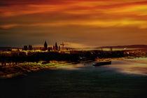 Flussmelancholie von Bastian  Kienitz