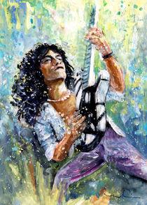 Eddie Van Halen by Miki de Goodaboom