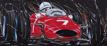 F1 Surtess Ferrari von Minocom Art Gallery