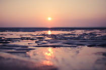 Sonnenuntergang am Strand von Sylt von goettlicherfotografieren