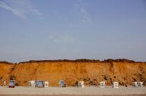 Rotes Kliff auf Sylt von goettlicherfotografieren