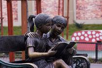 Reading by Florentina Necunoscutu de Carvalho