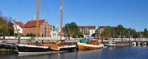 Vegesacker Hafen von Edmond Marinkovic