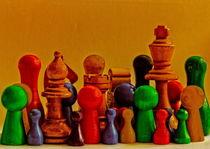Spielfiguren antik und modern by Gisela Peter