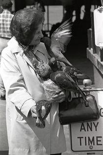 Bird Lady by Jim Corwin