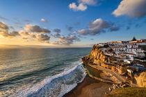 Azenhas do Mar, Portugal by Michael Abid
