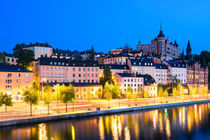 Stockholm 03 by Tom Uhlenberg