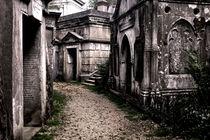 Highgate Cemetery by Giorgio Giussani