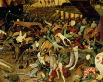 Der Triumph des Todes by Pieter Brueghel the Elder