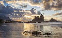 Sunset at Benijo, Tenerife by Moritz Wicklein