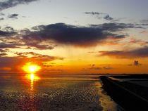 Sonnenaufgang- Sunrise by detiart