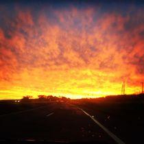 Sunset by Flavia Altimari