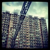 Shanghai Apartment Blocks von Jay  Speiden