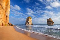 Twelve Apostles on the Great Ocean Road, Australia von Sara Winter
