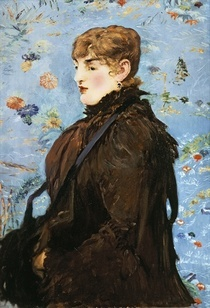 Autumn  by Edouard Manet