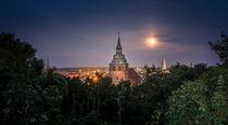 lüneburger nacht by Manfred Hartmann