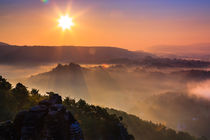 zauberhafte Sächsische Schweiz von moqui
