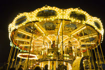 French old fashion style Carrousel by Perry  van Munster