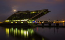Dockland, Hamburg by attiapictures