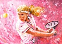 Steffi Graf by Miki de Goodaboom