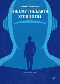 No514-my-the-day-the-earth-stood-still-minimal-movie-poster