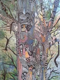 Fantastic tree von Stefanie Di Giuseppe