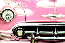 Pink Car von Steffan  Martens