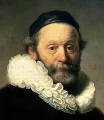 Portrait von Johannes Uyttenbogaert  von Rembrandt Harmenszoon van Rijn