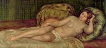 Großer Akt von Pierre-Auguste Renoir