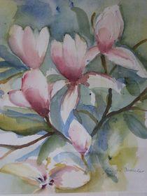 Magnolie by Giseltraud van Doeselar
