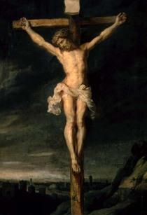 Die Kreuzigung  von Peter Paul Rubens