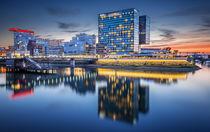 Medienhafen Düsseldorf by photoart-hartmann