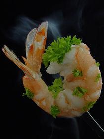 Smoked-shrimp