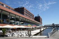 Hamburg, Hafen-City von minnewater