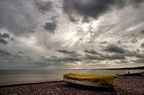 Budleigh Salterton Beach von Pete Hemington