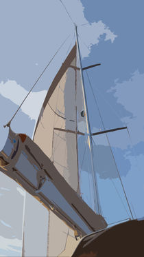 Sailing by gnk-art