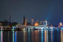 Cap San Diego by Peter Steinhagen