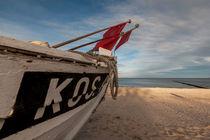 Koserow by Peter Steinhagen