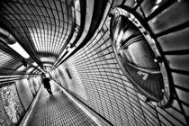 London Underground by Sebastian Wuttke
