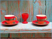 '~ Coffee or Tea ? ~' by Sandra Vollmann