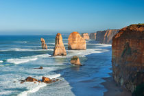 Twelve Apostles on the Great Ocean Road, Australia by Sara Winter
