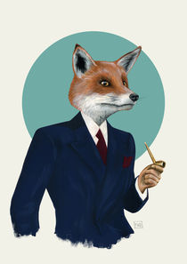 Mr. Fox by Famous When Dead