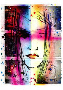 kunst köpfe gesichter von rainer röschke