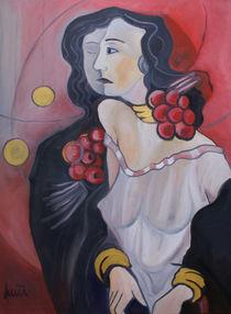 Die-nacht-oil-on-canvas-60x80cm