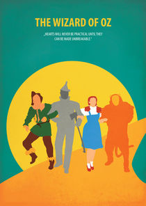 The Wizard of Oz by frauleinfisher