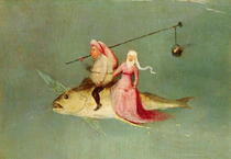 The Temptation of St. Anthony, right hand panel von Hieronymus Bosch