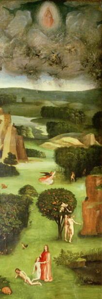 The Last Judgement  von Hieronymus Bosch